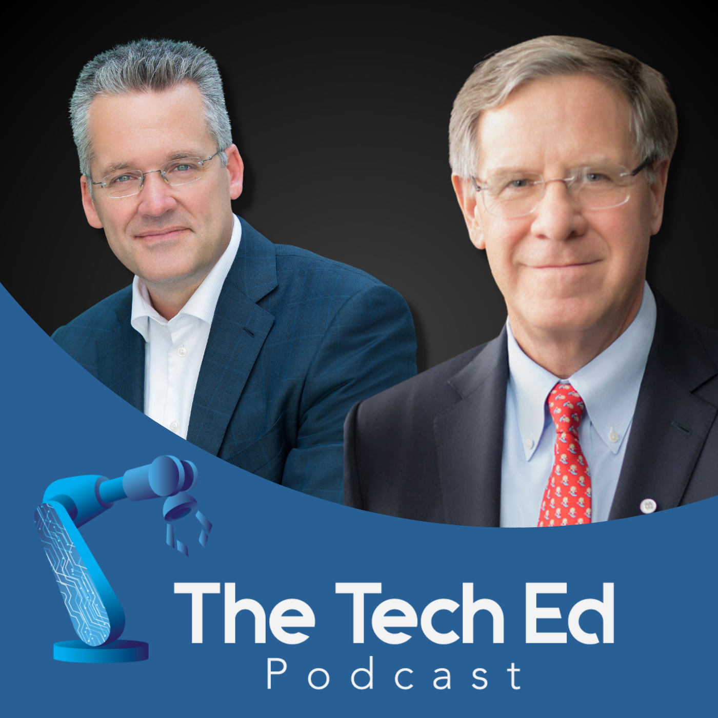 David Casper and Brett Pitts on The TechEd Podcast