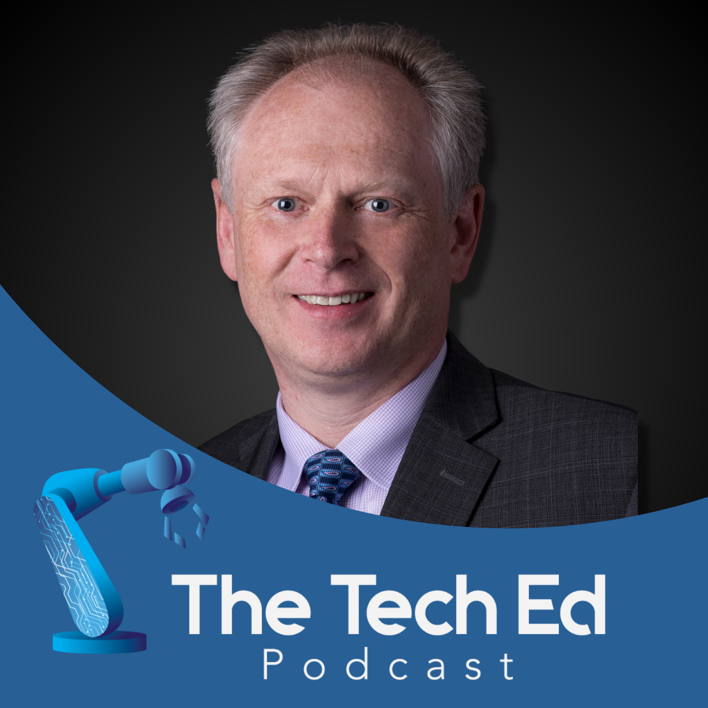 Peter Anderson on The TechEd Podcast