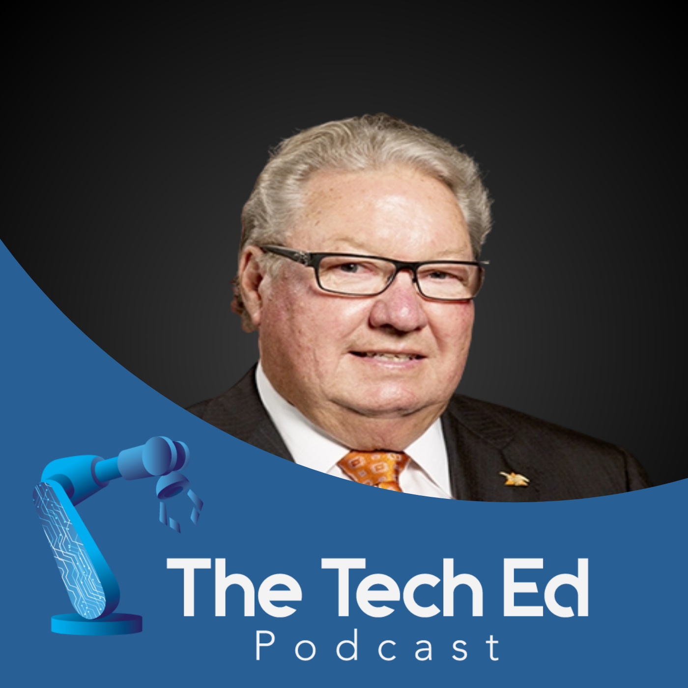 Ron Wanek on The TechEd Podcast