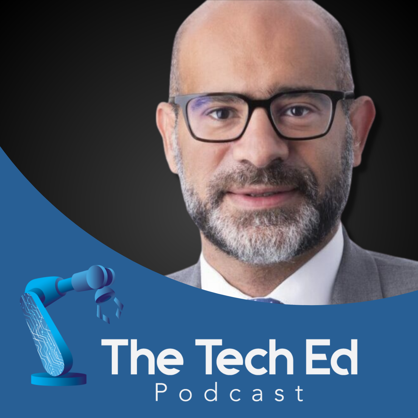 Wes Saber on The TechEd Podcast